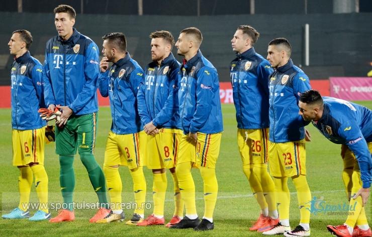 Echipa Națională | Tricolorii au coborât un loc în clasamentul FIFA