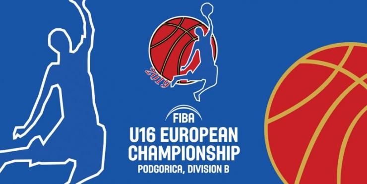 Baschet | Luca Năstruț se pregătește cu echipa națională pentru FIBA U16 European Championship