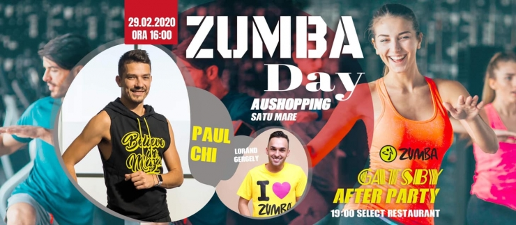 Eveniment | Energy Kardio Club te invită la ZUMBA DAY