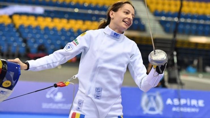 Ana Maria Popescu a câștigat Cupa Mondială la spadă
