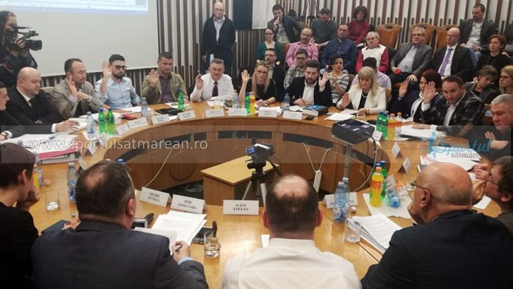 Mihai Huzău acuză probleme grave de comunicare la CSM Satu Mare