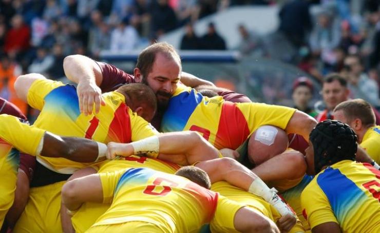 Rugby | România - Georgia, sâmbătă, de la ora 14:00, pe Cluj Arena