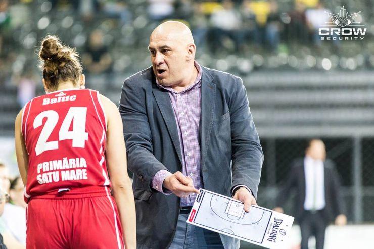 Baschet feminin | CSM Satu Mare a pierdut și meciul doi al finalei Ligii Naţionale de baschet