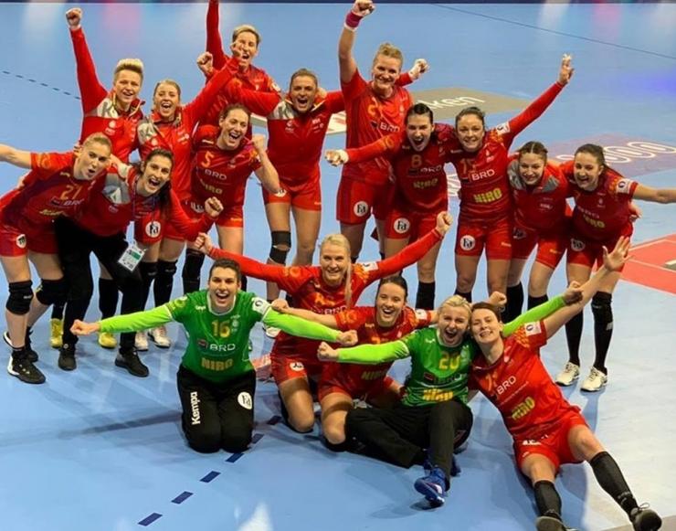 Handbal | România a învins Spania, scor 27-25, în penultimul meci din grupa principală