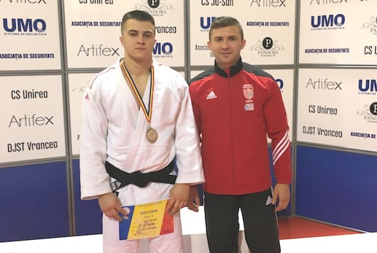 Judo | Sebastian Coț, vicecampion național la U21
