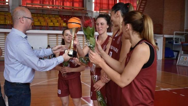 CSM Satu Mare a câștigat Cupa României la baschet 3x3