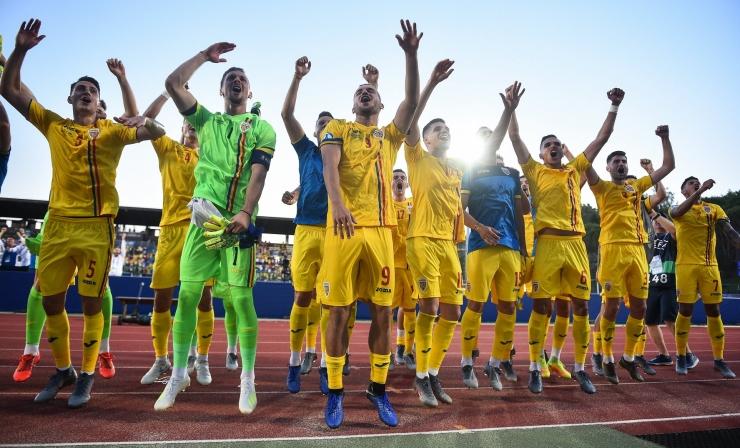 Euro 2019 | Debutul perfect pentru România U21, victorie cu 4-1 contra Croației