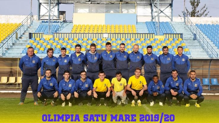 Liga 4 | Olimpia Satu Mare își reia pregătirile săptămâna viitoare