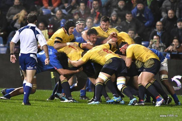 Rugby | România a învins Samoa într-un meci test