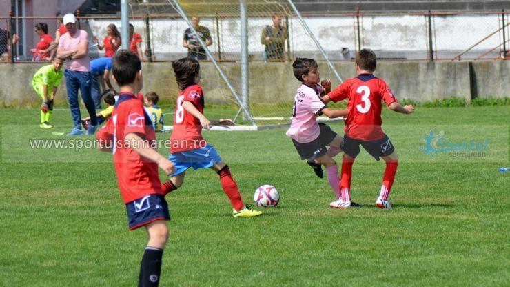 Fotbal juniori | Programul campionatelor județene U11, U13 și U15