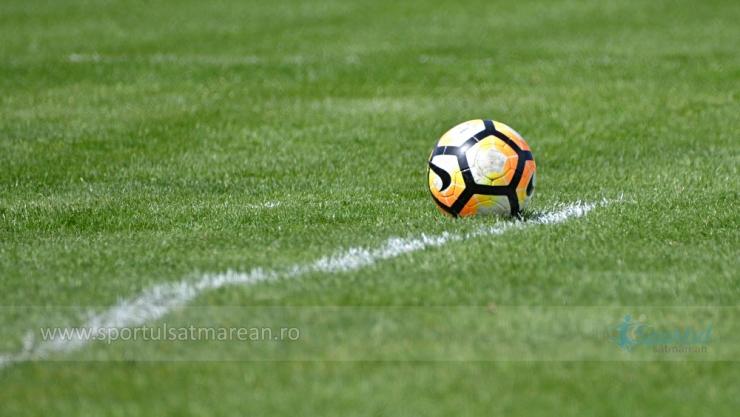 Fotbal | Acțiune de selecție organizată de CSM Satu Mare