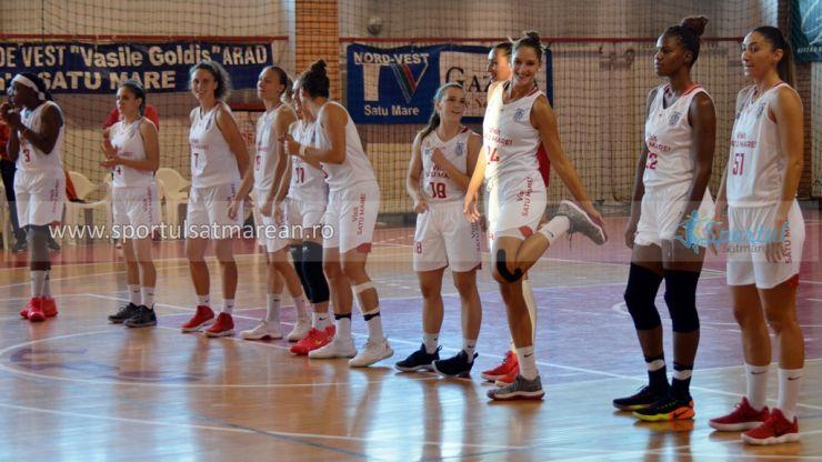 Baschet | CSM Satu Mare a început noul sezon cu o victorie