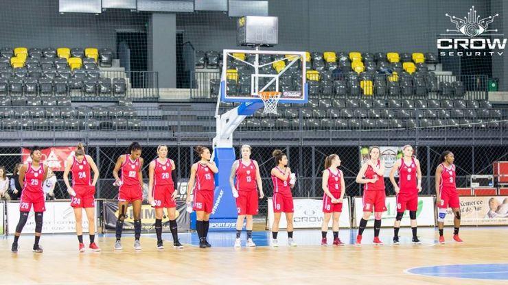 Baschet feminin | CSM Satu Mare a câștigat și meciul doi al grupei valorice 1-5