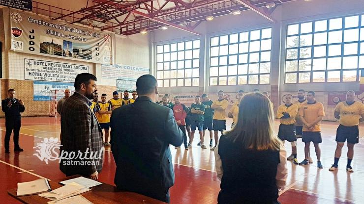 Competiția interpenitenciară de fotbal - Cupa Sătmarului a ajuns la ediția a III-a