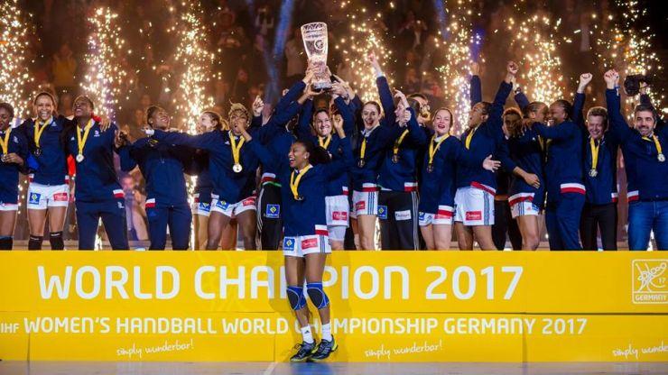 Franţa, noua campioană mondială la handbal feminin