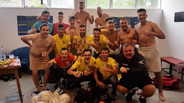 Performanță | Olimpia MCMXXI Satu Mare a câștigat Cupa României - faza județeană