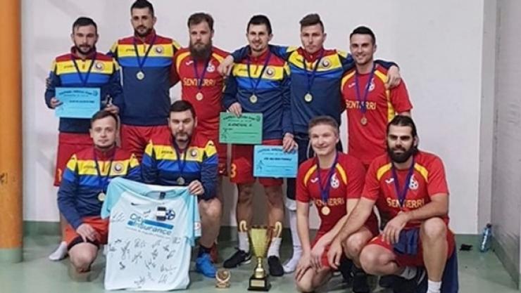 Minifotbal | Sentierri Satu Mare a câștigat și ediția a V-a FUTSAL ARENA CUP