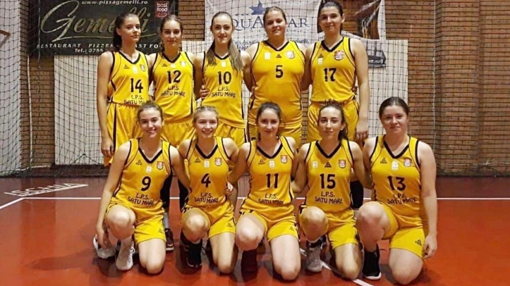 Baschet feminin | O sătmăreancă a fost convocată la echipa națională U16
