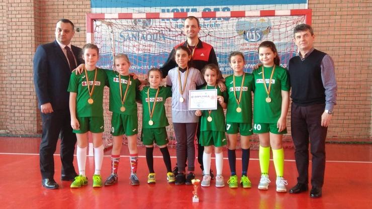 ONSS | Rezultatele înregistrate la etapele județene la fotbal feminin