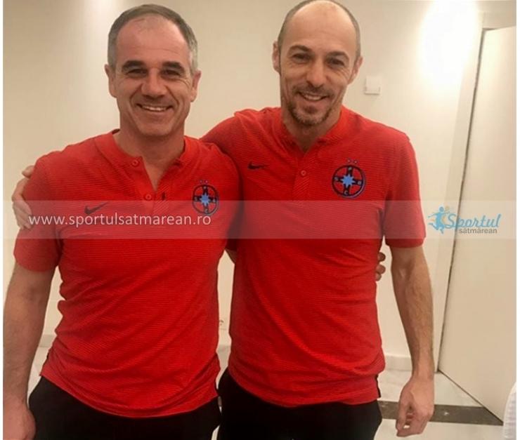 Liga 1 | FCSB a anunţat formula completă a stafului tehnic. Dacian Nastai și Bogdan Andone, alături de Mihai Teja