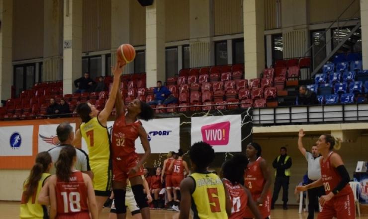 Baschet | CSM Satu Mare a câștigat la Constanța și este lider în Liga Națională