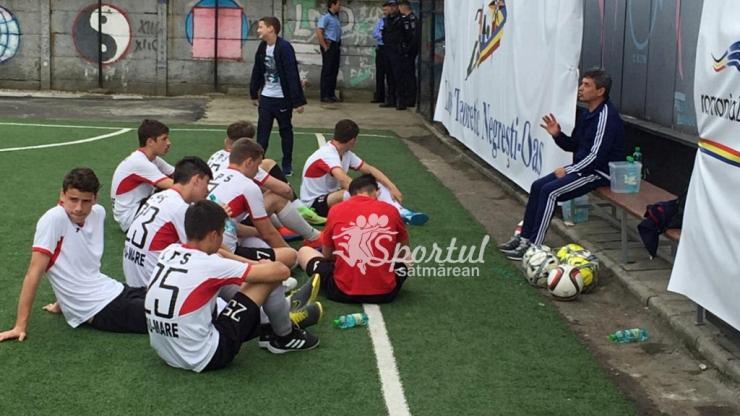 ONSS | LPS Satu Mare a început perfect etapa finală a Campionatului Național școlar de fotbal