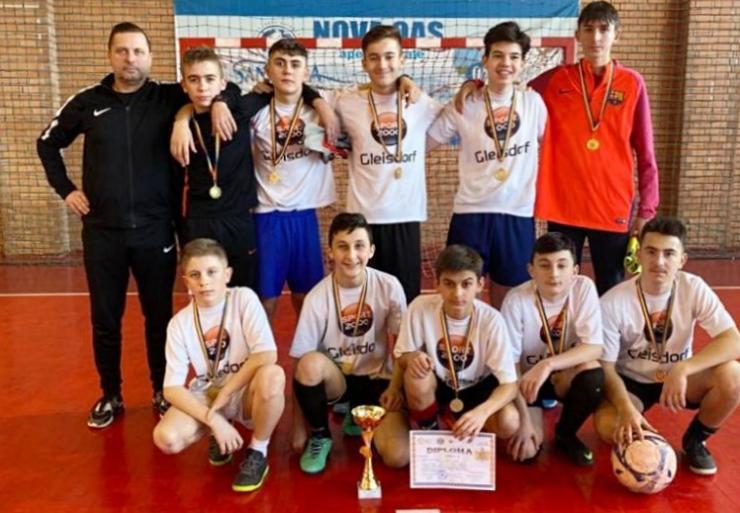 ONSS | Rezultatele înregistrate la baschet, fotbal, minihandbal și volei