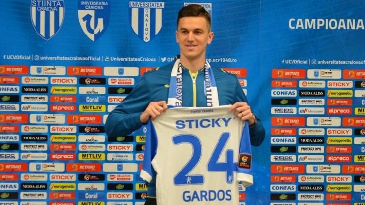 Liga 1 | Florin Gardoș a plecat de la Universitatea Craiova