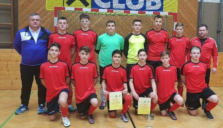 Juniori | LPS Satu Mare (2003) a câştigat HalenCup 2019 - Austria