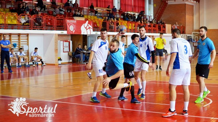 Handbal | Etapa 8 | ADEP Satu Mare 27 - 37 Universitatea Craiova