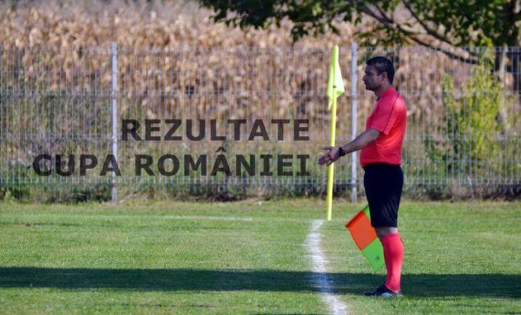 Cupa României | Rezultatele înregistrate în primele meciuri din optimile de finală