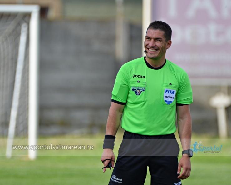 Istvan Kovacs, delegat la meciul câștigătoarei UEFA Champions League