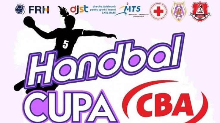 Handbal U15 | Cupa CBA, ediția a V-a, sâmbătă, 1 iunie