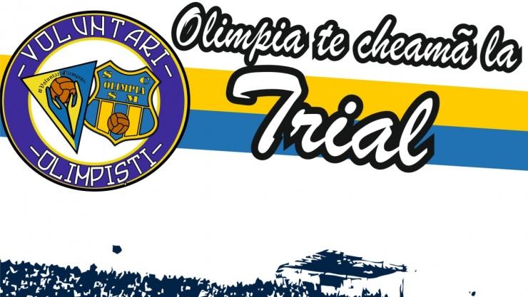 Liga 4 | Olimpia organizează un trial pentru completarea lotului de juniori