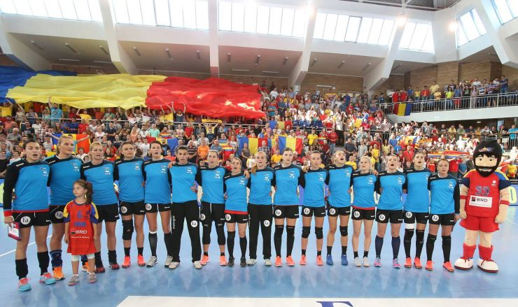 Handbal feminin | România s-a calificat la Campionatul Mondial din 2017