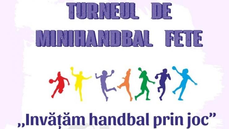 "Handbal | ""Învățăm handbal prin joc"", sâmbătă, în groapa lui Gyuszi"