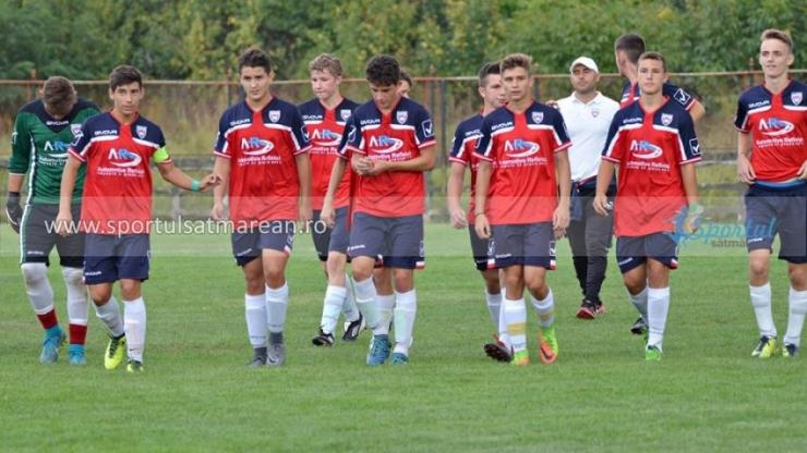 Juniori | Primavera Satu Mare a transferat jucători la U Cluj, Ardealul Cluj și UTA Arad