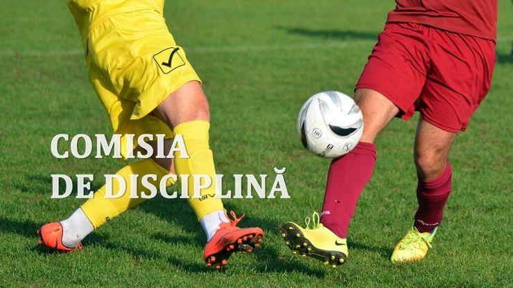 Fotbal județean | Hotărârile Comisiei de disciplină din cadrul AJF Satu Mare
