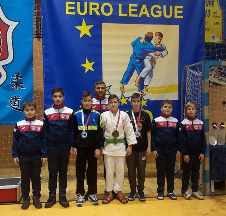 Sportivii de la CSM – CS Fușle Security Satu Mare au încheiat anul cu medalii