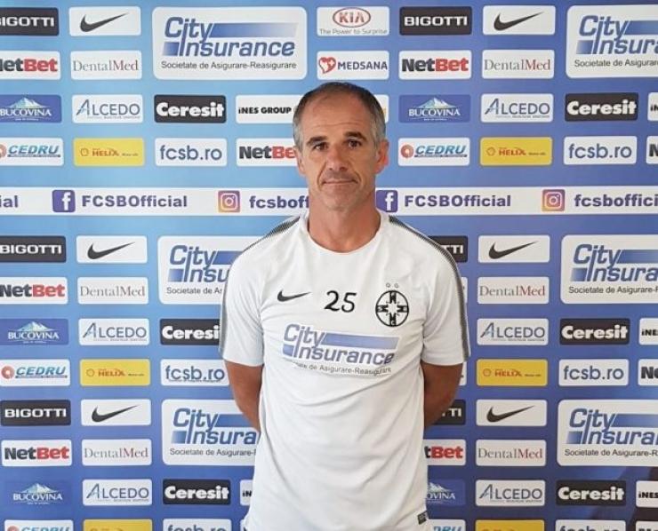 Liga 1 | Dacian Nastai, cooptat în staff-ul lui Mihai Teja de la FCSB