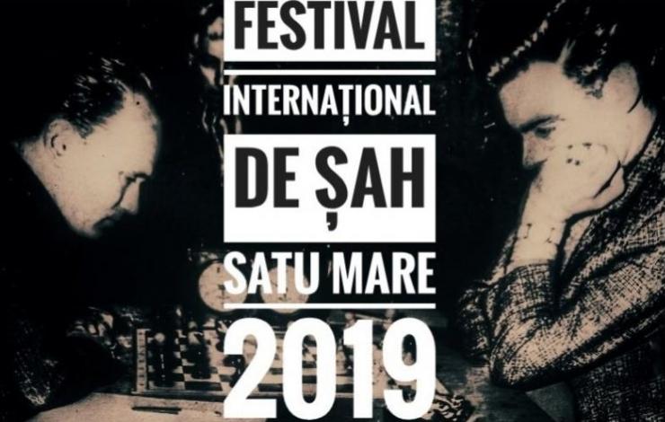 Festival internațional de șah cu premii de peste 30.000 lei, la Satu Mare