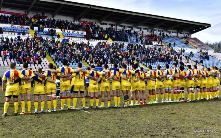Rugby | România, victorie cu Belgia în etapa a patra a Rugby Europe Championship