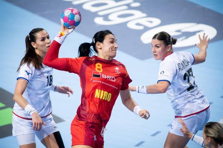 Handbal | România a debutat cu o victorie la Campionatul European