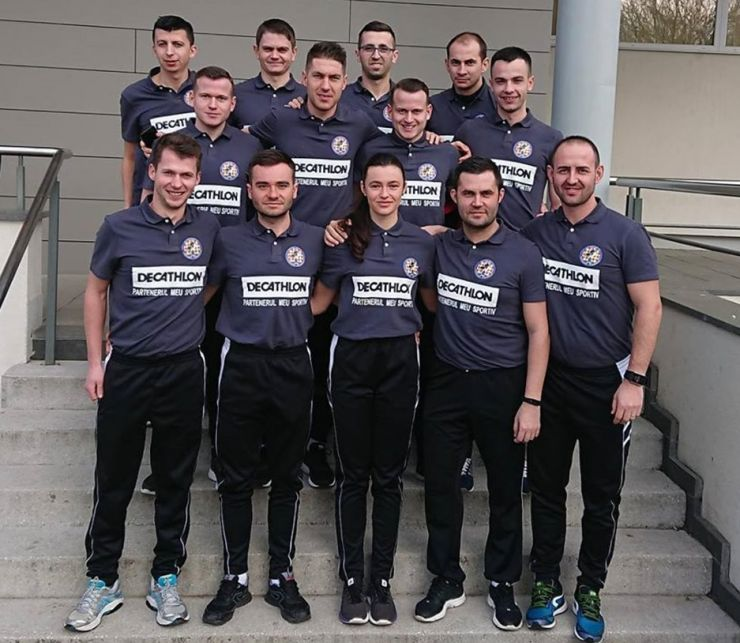 Arbitrii sătmăreni de Liga 3, prezenți la seminarul de iarnă de la Cluj
