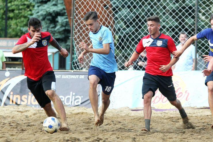 O echipă din liga de elită a câștigat Baia Mare Beach Soccer Challenge, ediția a II-a
