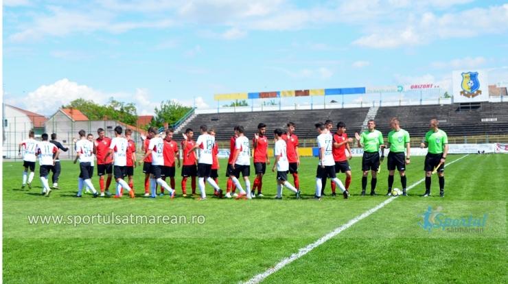 Juniori U17 | LPS Satu Mare a învins ACS Energeticianul și mâine joacă finala cu LPS Cluj Napoca