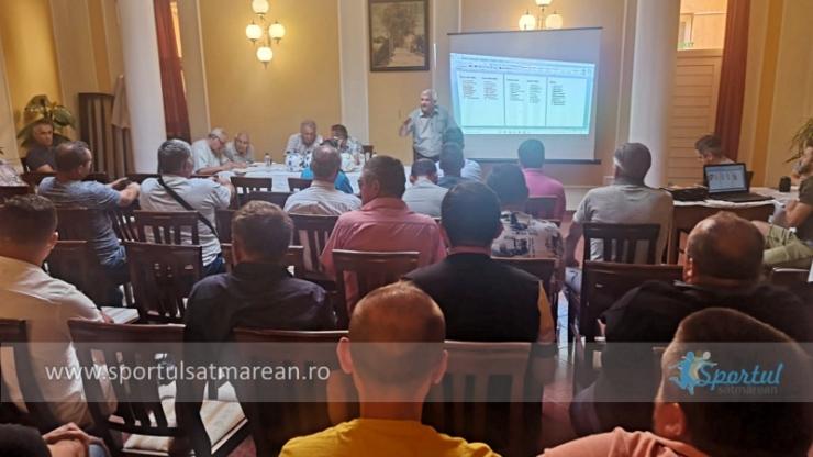 Adunarea Generală a stabilit programul sezonului 2021/2022 din fotbalul județean sătmărean
