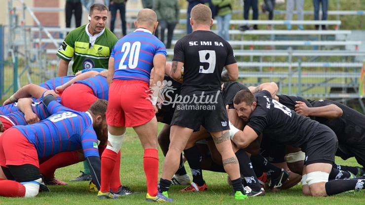 Rugby | CSM Știința Baia Mare - Steaua București, finala SuperLigii CEC Bank