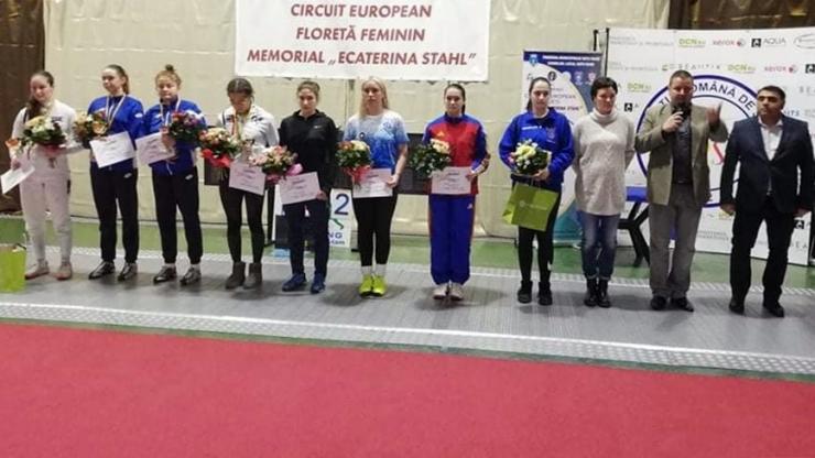 "Venissia Thepaut (Franța) a câștigat Cupa Satu Mare – Memorial ""Ecaterina Stahl"""