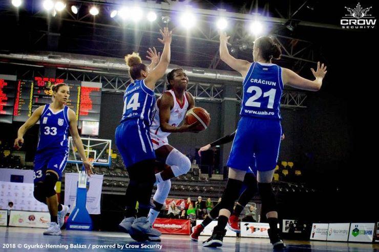 Baschet feminin | CSM Satu Mare s-a calificat în semifinalele Cupei României